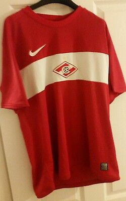 Spartak Moscow shirt. large.