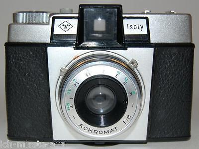 alte Agfa Isoly aus Nachlass
