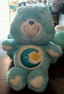 Care Bear 2003 Bedtime Bear Vintage Childrens toy