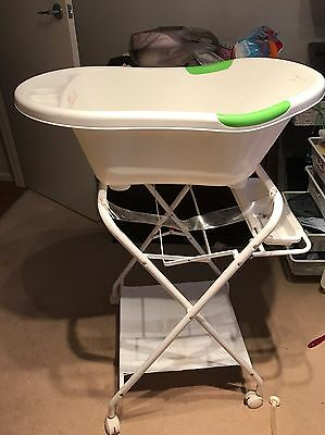 Baby Bath & Stand Love And care