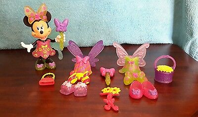 Disney Minnie Mouse Fairy Play Set