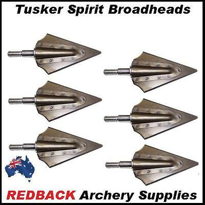 12 Tusker Spirit 125 Grain Bow Hunting Tips for hunting arrows