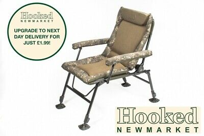 Nash Indulgence Daddy Long Legs Camo Chair *NEW FOR 2017*