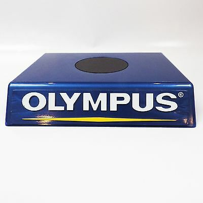 OLYMPUS • CAMERA & LENS DISPLAY STAND - From USA Dealer