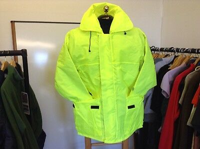 Seahawk High Vis Jacket Size Small New