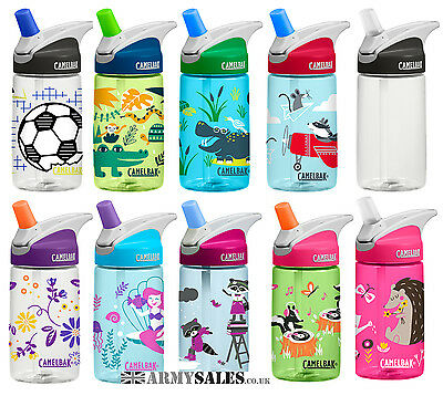 Camelbak Kids Eddy Bottle NEW 2018 Collection - Children's Water, Drinks etc