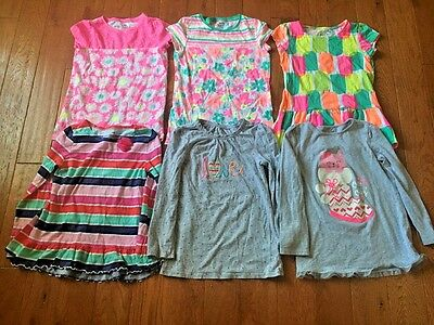 Girls Jumping Beans Shirts - Lot of 6 - Size 6x