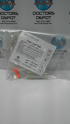 Oridion Microstream CO2 FilterLine Set Adult/Pediatric (Intubated) 0010-10-42560