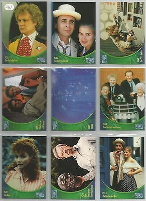 Doctor Who Definitive 3 - Preview Set of 10 Cards #PS3-1-10