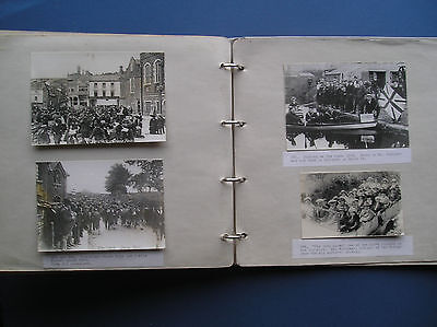 Djw. Tavistock. Album' B Containing Reproduced Early Etchings  And Photographs