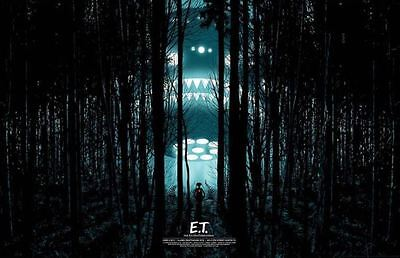 ET The Extra Terrestrial Dan McCarthy Mondo Sold Out Not Moss Stout Horke