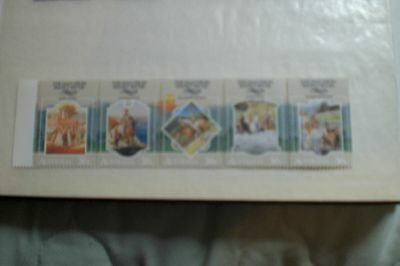 Australia Stamps-The Man From Snowy River Mint Never Hinged