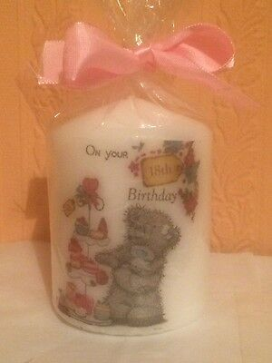 personalised birthday candles18th 21st 30th 40th 50th  gifts cheap low price