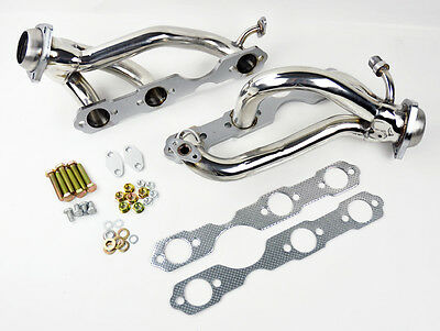 Chevy S10 GMC Sonoma Blazer 96-01 4.3L 4WD Performance Exhaust Headers Manifolds