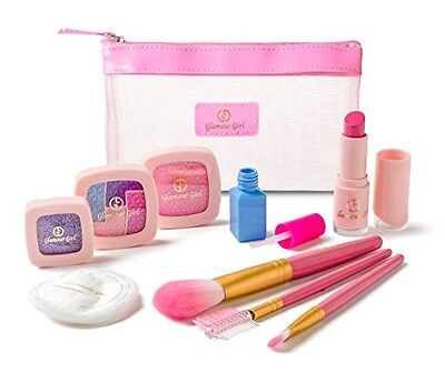 Play Make Up Set For Kids From the Exclusive Glamour Girl Collection Pretend Kit