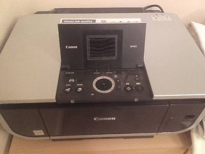 Canon PIXMA MP600 All-In-One InkJet Printer