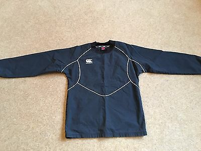 Canterbury Rugby Training Top Navy Men's size S