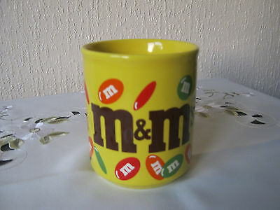 M&m M&ms Chocolate Button Pattern Mug