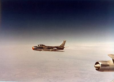 North American F-86 Sabre Jet  Airplane Aircraft Photo  #025