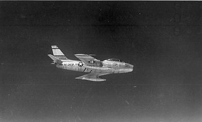 North American F-86 Sabre Jet  Airplane Aircraft Photo  #034