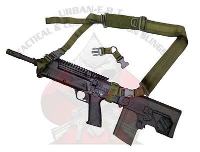 Kel-tec RFB Rifle Urban-Sentry Hybrid One & Two Point Tactical Rifle Sling