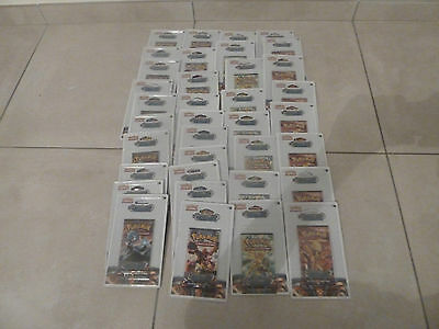 Carte Pokemon Display Gros Lot De 36 Boosters 360 Cartes Offensive Vapeur Xy11
