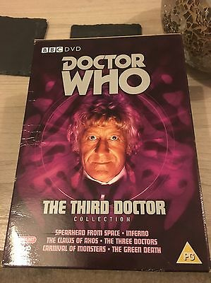 Doctor Who. The Third Doctor Collection 7disc Set