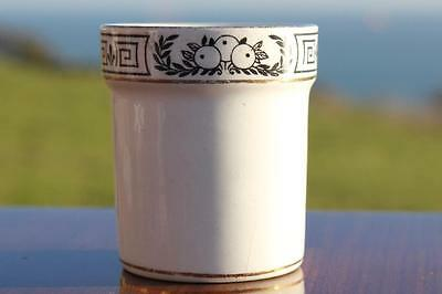 Cunard White Star Line Rms Queen Mary 3Rd Class Rare Egg Cup Serviette Ring