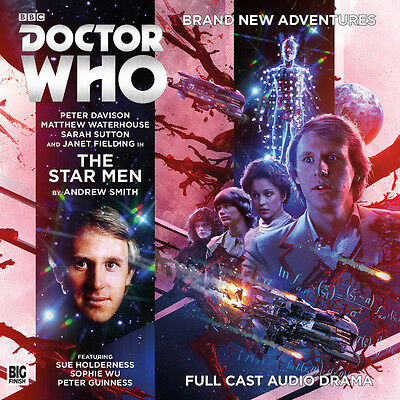 Dr Who: The Star Men (Big Finish 5th Doctor CD, new & sealed) - BF221