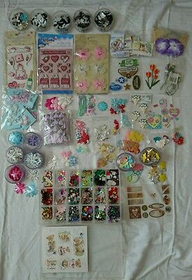 3D Stickers and Embellishments bundle