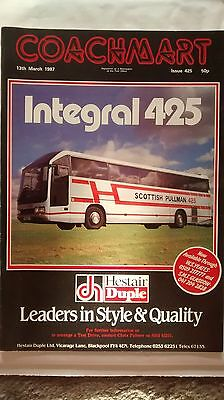 Coachmart issue 425 13 March 1987