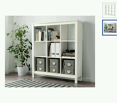 Final listing ikea tomnas shelving unit bookcase in for Types of bookshelves