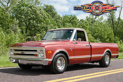 1968 Chevrolet C-10 C-10 1968 Chevrolet C-10,Residing with the same family from new- 48 years!,325hp