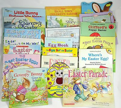 Easter Book Lot of 20 Children's Story Books