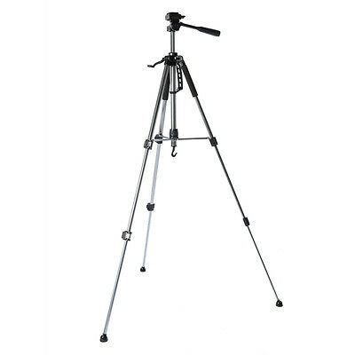 Lightweight Aluminum Camera tripod for Canon Nikon GoPro DSLR Portable Stand 60""