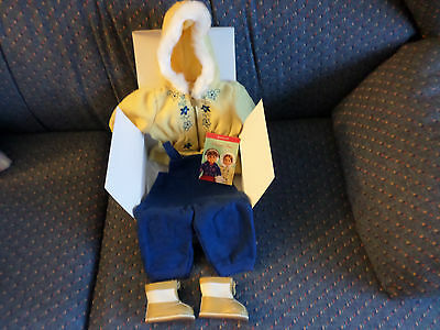 American Girl Doll Emily's Snowsuit Outfit Set NEW!! Molly Retired Complete NIB