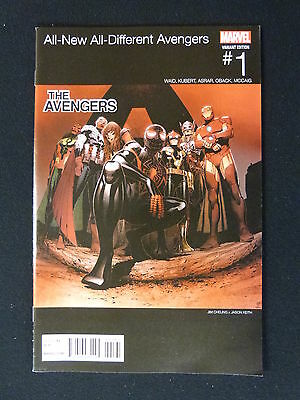 All New All Different Avengers # 1 Hip Hop Variant Cover Marvel Comics