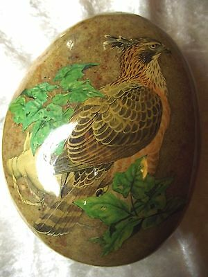 Mountain Hawk Eagle picture Stone Rock - Paperweight