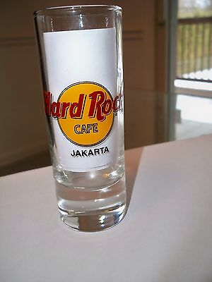 Hard Rock Cafe Shot Glass - Jakarta!!