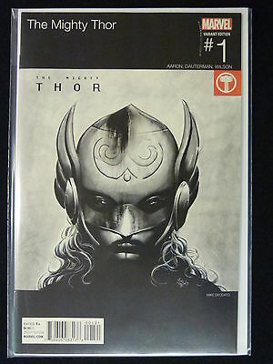 Mighty Thor # 1 Hip Hop Variant Cover Marvel Comics
