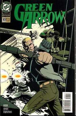 Green Arrow (1988 series) #93 in Near Mint condition. FREE bag/board