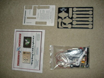 """Big Boy LED Airplane Light Kit For 35"""" to 48"""" Models from Twisted Hobbys"""