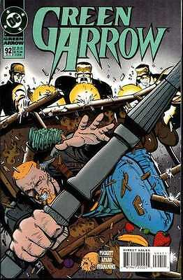 Green Arrow (1988 series) #92 in Near Mint condition. FREE bag/board