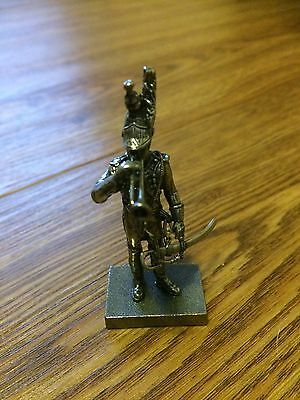 Solid Silver Soldier