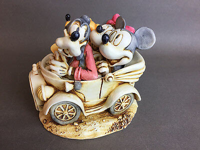 Harmony Kingdom Disney Fabulous Five Out for a Drive, Made in UK, Original Box