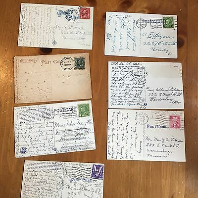 Large Old Postcard Lot (Approx. 800 - 1000 ) most 1920 to 1960 Antique
