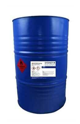 Methyl Ethel Ketone Surface Coating Oil Dewaxing Agent Extract Resins 200 Litre
