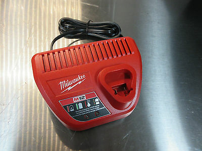 New Milwaukee M12 Charger 12V Charger