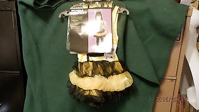Totally Ghoul Bumble Bee Fairy - 2T - 4T
