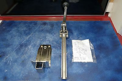 Table Mounted Can Opener Commercial Professional Heavy Duty 14 Inches Excellante